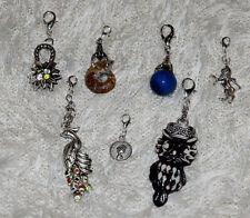 Charivari - Anhänger - Tracht - Ammonit - Pfau - Kralle - Eule - Edelweiss uvm