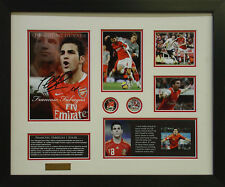 Cesc Fabregas Framed Limited Edition *Stock Clearance Sales*