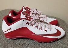 Nike Men's Alpha Pro TD Promo Nikeskin Football Cleats Shoes 719930-160 Size 15