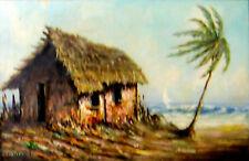 """Restivo (1973) -  """"Cabane en bord de mer""""  (SBD)"""
