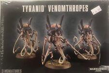 Warhammer 40K TYRANID Tyranids VENOMTHROPES or ZOANTHROPES/Neurothrope Brood New
