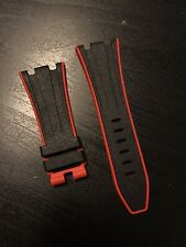 AUDEMARS PIGUET Rubber Strap  Vampire / 28x22- LIKE NEW