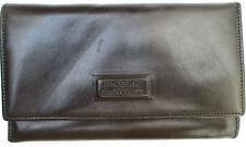 -AUTHENTIQUE portefeuille FENDISSIME   cuir  (T)BEG vintage