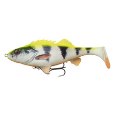 Savage Gear 4D Perch Shad 12.5 and 17.5cm .  line thru 20cm or 23cm  crazy price