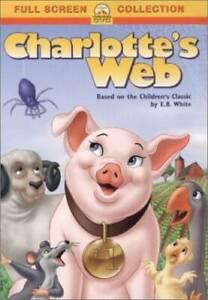 Charlotte's Web (Full Screen Edition) - DVD - VERY GOOD