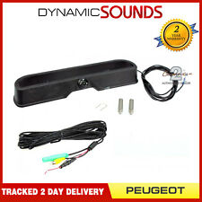 CAM-PE3 Car Reverse Rear View Camera for Peugeot Boxer, Manager
