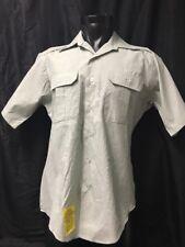 Army Mens Dress Shirt AG-415 Lot Of 6 Size 15, 16, 16.5 Kg Wsr