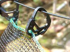50PCS  Holder Fasten Hang Expand Shade Cloth Greenhouses Shade Net Clips