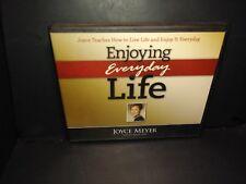 Enjoying Everyday Life Joyce Meyer CD B282
