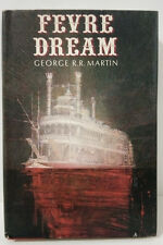 FEVRE DREAM-1982 Actual First Hardcover Edition-Beautiful!