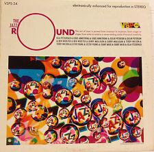 The Jazz Round vinyl LP Verve1966 Ella/Armstrong/Mulligan/Basie