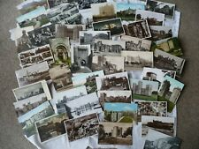 Postcard Mix Featuring Castles - Joblot/Bundle