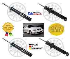BMW 5 Series E60 03-10 520 523 525 530 535 Front & Rear Shock Absorbers Shockers
