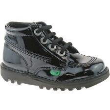 Scarpe scarpe casual neri marca Kickers per bambine dai 2 ai 16 anni