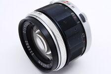 [EXC+++] Olympus G.Zuiko Auto-S 40mm f/1.4 Pen F FT FV MF Prime Lens Japan