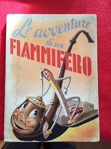"""Nisa """"Le avventure di un fiammifero"""" – Carroccio, 1951"""