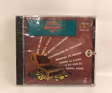 Industria Del Amor Cd 1996 Fonovisa Mega Rare New OOP Temerarios Bukis Pegasso