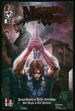 MYSTERIOUS WAYS US IMAGE COMIC VOL.1 # 1/'11 TOP COW