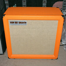 "Son Set Beach SSB312 UN-LOADED 3x12"" Orange Speaker Cab - Use Your Speakers! SSB"