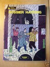 """FLOC'H / RIVIERE: """"DOSSIER HARDING"""" , 1E NED. DR., 1981"""