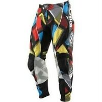 Shift Mens Adult Faction LE Jersey Reed A1 Blue//Yellow 15311-026 Motocross//ATV
