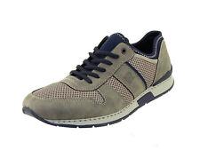 Sneakers RIEKER 19401 25 Brown Combination Sneakers