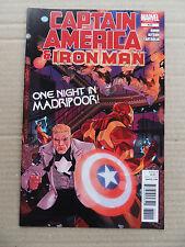 Captain America and Iron Man 633 . Marvel 2012 - VF