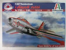 ITALERI 1/48 - F-84 THUNDERSTREAK DIAVOLI ROSSI - ART. 2703