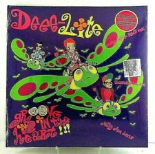 Deee-Lite GROOVE IS.../WHAT IS LOVE, Pink Vinyl, Limited Edition (2017) Sealed