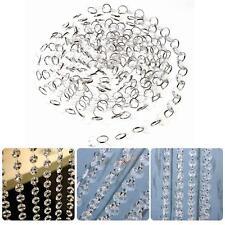 5m Garland Diamond Strand Acrylic Crystal Bead Curtain Wedding DIY Party Decor