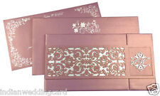 Laser Cut Invitation Card Customized Printing Wedding Invitations Cards