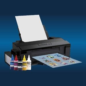 DTF Printer Epson L1800 T-shirt Printing Conversion
