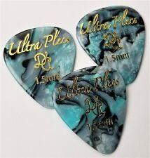 D'Andrea Ultra Plecs Abalone Guitar Picks 1.5 mm  -3 picks
