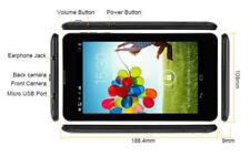 7 Zoll Dual SIM 512MB+8GB Dual Core 3G+WIFI GPS Android 4.4 Tablet PC Pad Handy