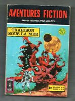 AVENTURES FICTION Recueil n°3056. Artima 1975. Aquaman