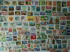 1000 Different Lebanon Stamp Collection