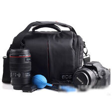 Canon Digital Camera Waterproof Case Padded Backpack Shoulder Bag EOS SLR DSLR