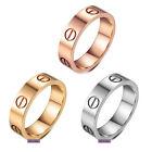 TITANIUM Polish Steel Stainless Wedding Band Ring Size 6-10