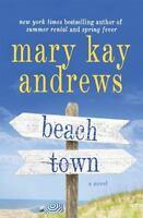 Beach Town: A Novel, Andrews, Mary Kay,1250065933, Book, Good