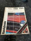 Handybooks Owners Manual No. 66. Austin/Morris 1100 & 1300. From 1962. Ken Ball