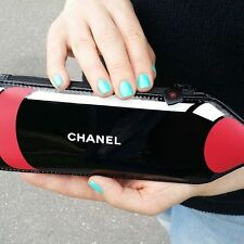 last one!NEW VIP gift from Chanel beauty counter make up bag Le Rouge Crayon NIB