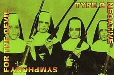 DVD + CD SET TYPE O NEGATIVE SYMPHONY FOR THE DEVIL BRAND NEW SEALED