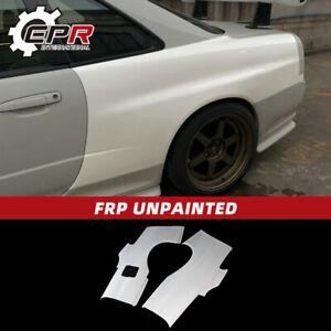For Nissan Skyline R34 GTR Conversion Kit OE Style FRP Unpainted Rear Fender