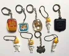 RARE…Porte-clés / Keychain ESSO # Lot ... 9 différends