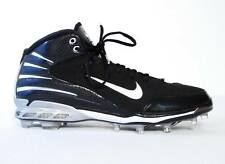 Nike Zoom Assassin Black Dri Fit Cleats Football Shoes Mens15 NEW