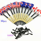 Professional 14 Grams Soft Tip Darts Set with Plastic Accessories 100 Extra Tips