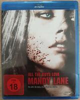 All The Boys Love Mandy Lane Bluray Uncut Neuwertig Like New Amber Heard Able