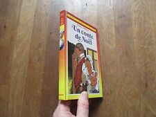 IDEAL BIBLIOTHEQUE CHARLES DICKENS un conte de noel 1986 10