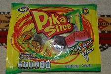 Pika Slice Sandia Chili Covered Mexican Watermelon Lollipops~FREE Ship~BOGO 50%