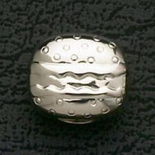 Hamburger European Bracelet Beads Fashion Jewelry Stainless Steel Necklace Charm